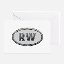 RW Metal Greeting Card 20 Pack