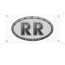 RR Metal Banner