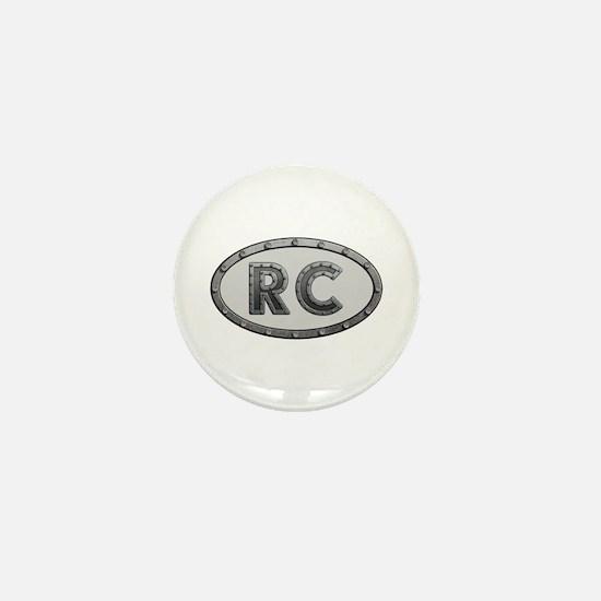 RC Metal Mini Button