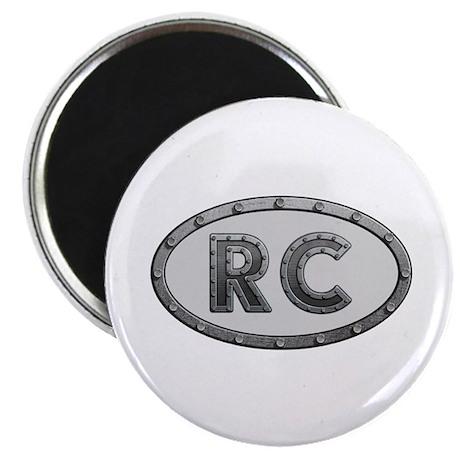 RC Metal Round Magnet