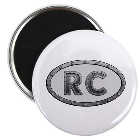RC Metal Round Magnet 100 Pack
