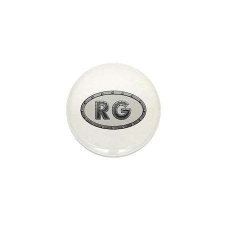 RG Metal Mini Button 10 Pack