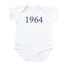 1964 Infant Bodysuit