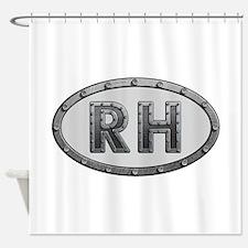 bathroom abbreviation. RH Metal Shower Curtain Abbreviation Rh Bathroom Accessories  Decor CafePress