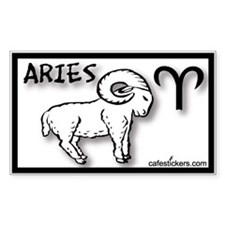 Aries Decal