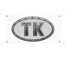 TK Metal Banner