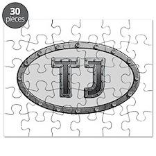 TJ Metal Puzzle