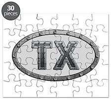 TX Metal Puzzle