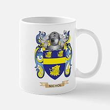 Nichol Coat of Arms (Family Crest) Mugs