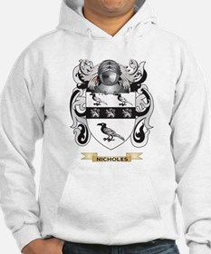 Nicholes Coat of Arms (Family Crest) Hoodie
