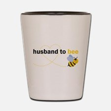 Husband To Bee Shot Glass