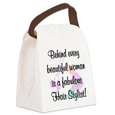 SIZZLING STYLIST Canvas Lunch Bag
