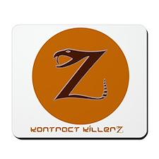 Kontract Killerz Mousepad