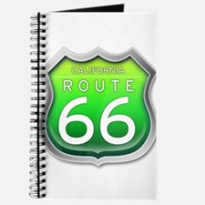 California Route 66 Green Journal