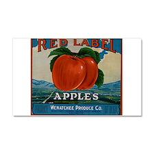 Vintage Fruit Vegetable Crate Label Car Magnet 20