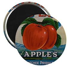 Vintage Fruit Vegetable Crate Label Magnets