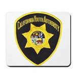 California Youth Authority Mousepad