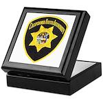 California Youth Authority Keepsake Box