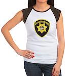 California Youth Authority Women's Cap Sleeve T-Sh