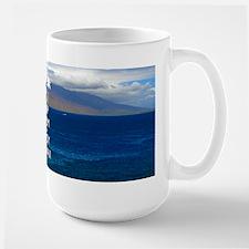Keep Calm and Enjoy Hawaii (Large Mug)