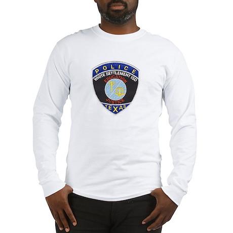 White Settlement ISD PD Long Sleeve T-Shirt