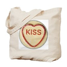 Cute Candy kisses Tote Bag