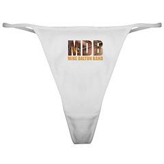 MDB Orange Glasses Classic Thong