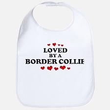 Loved: Border Collie Bib
