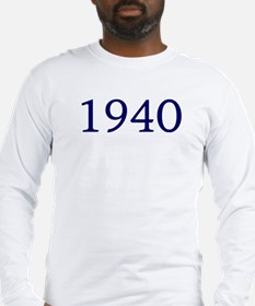 1940 Long Sleeve T-Shirt