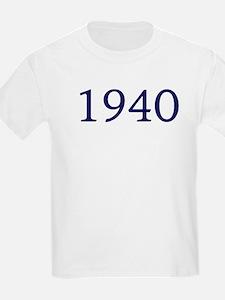 1940 Kids T-Shirt