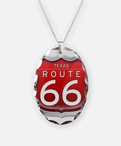 Texas Route 66 - Red Necklace