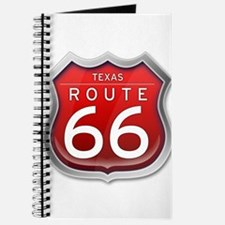 Texas Route 66 - Red Journal