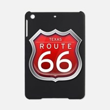 Texas Route 66 - Red iPad Mini Case