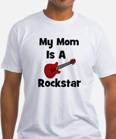 Mom Is A Rockstar! Shirt
