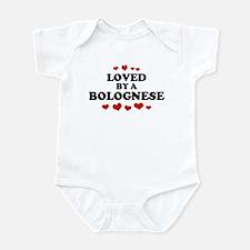 Loved: Bolognese Infant Bodysuit