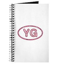 YG Pink Journal