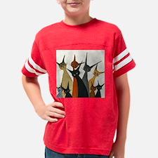 Irvine Stray Cats Youth Football Shirt
