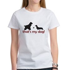 Doxie/Cocker Tee
