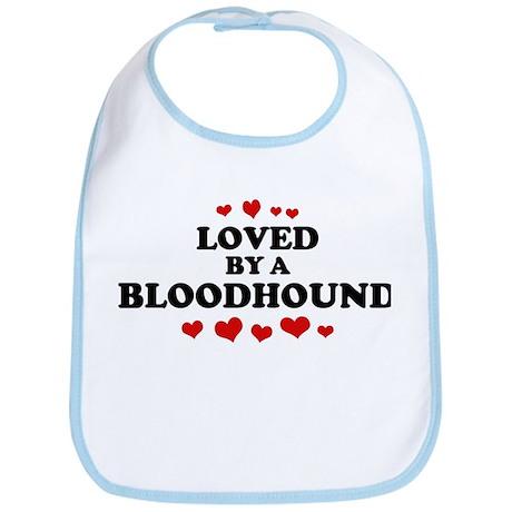 Loved: Bloodhound Bib