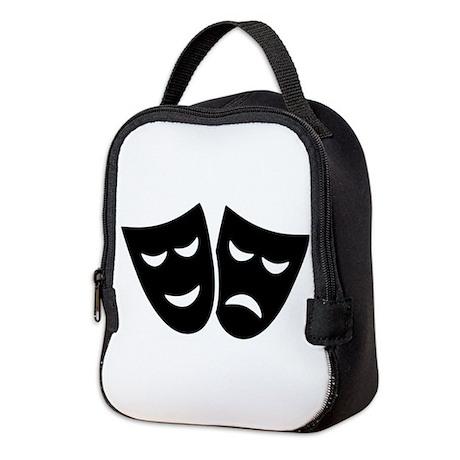 Drama Ideology Neoprene Lunch Bag