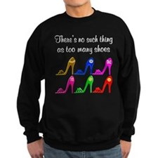 SIZZLING SHOES Sweatshirt