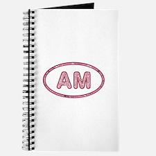 AM Pink Journal