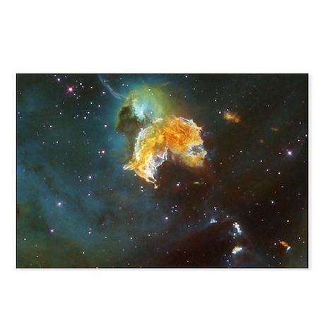 Supernova N 63A Postcards (Package of 8)