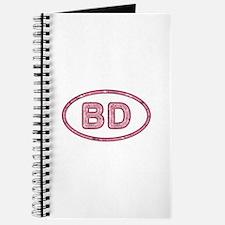 BD Pink Journal