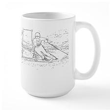 Giant Slalom 2846-102bo Mug