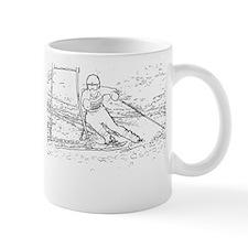 Giant Slalom 2846-102bo Coffee Mug