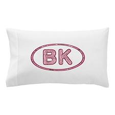 BK Pink Pillow Case