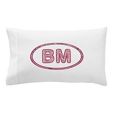 BM Pink Pillow Case