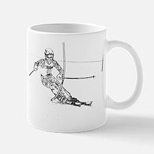 Slalom Skier 2843-015bo Mug