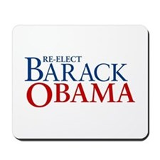 Barack Obama for President Mousepad